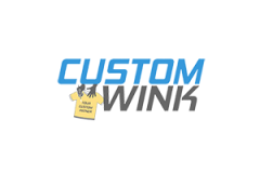 custom wink copy
